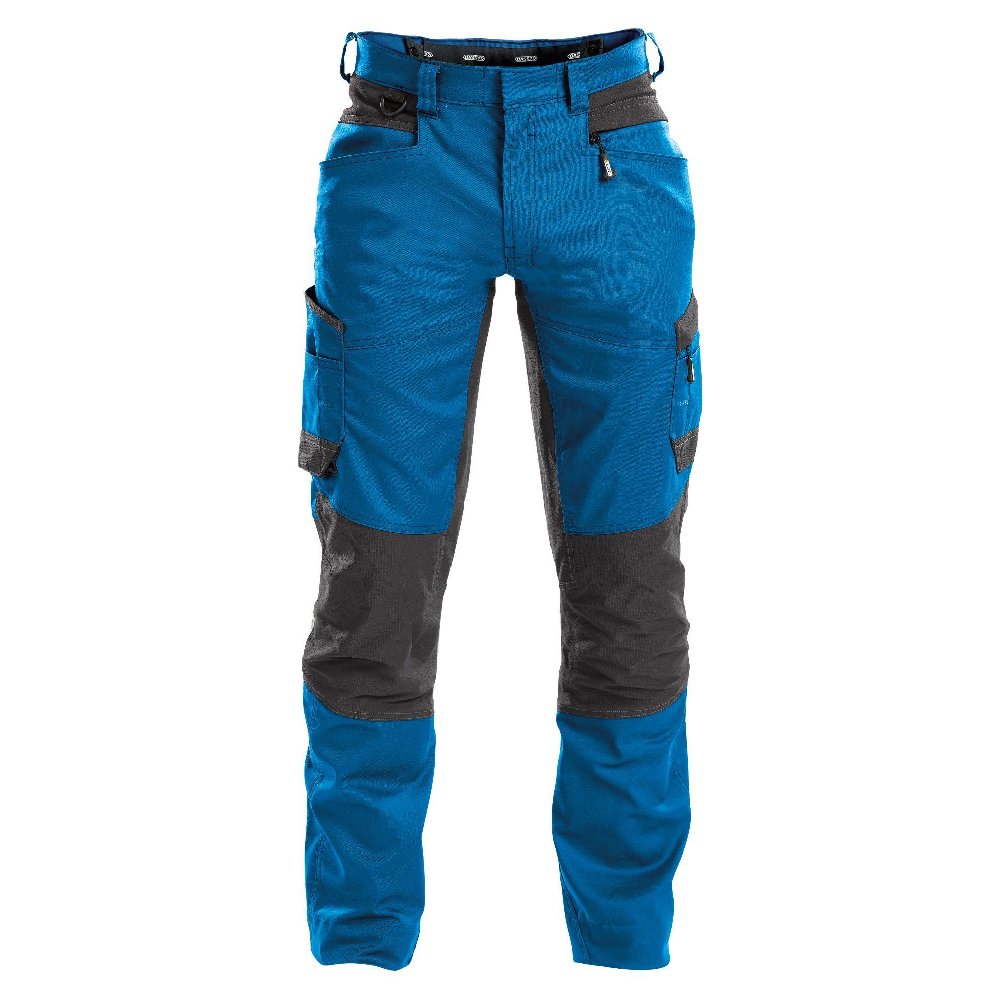 seidel_produkte_arbeitsbekleidung_bundhose_mit_stretch_dassy_helix_front_blau