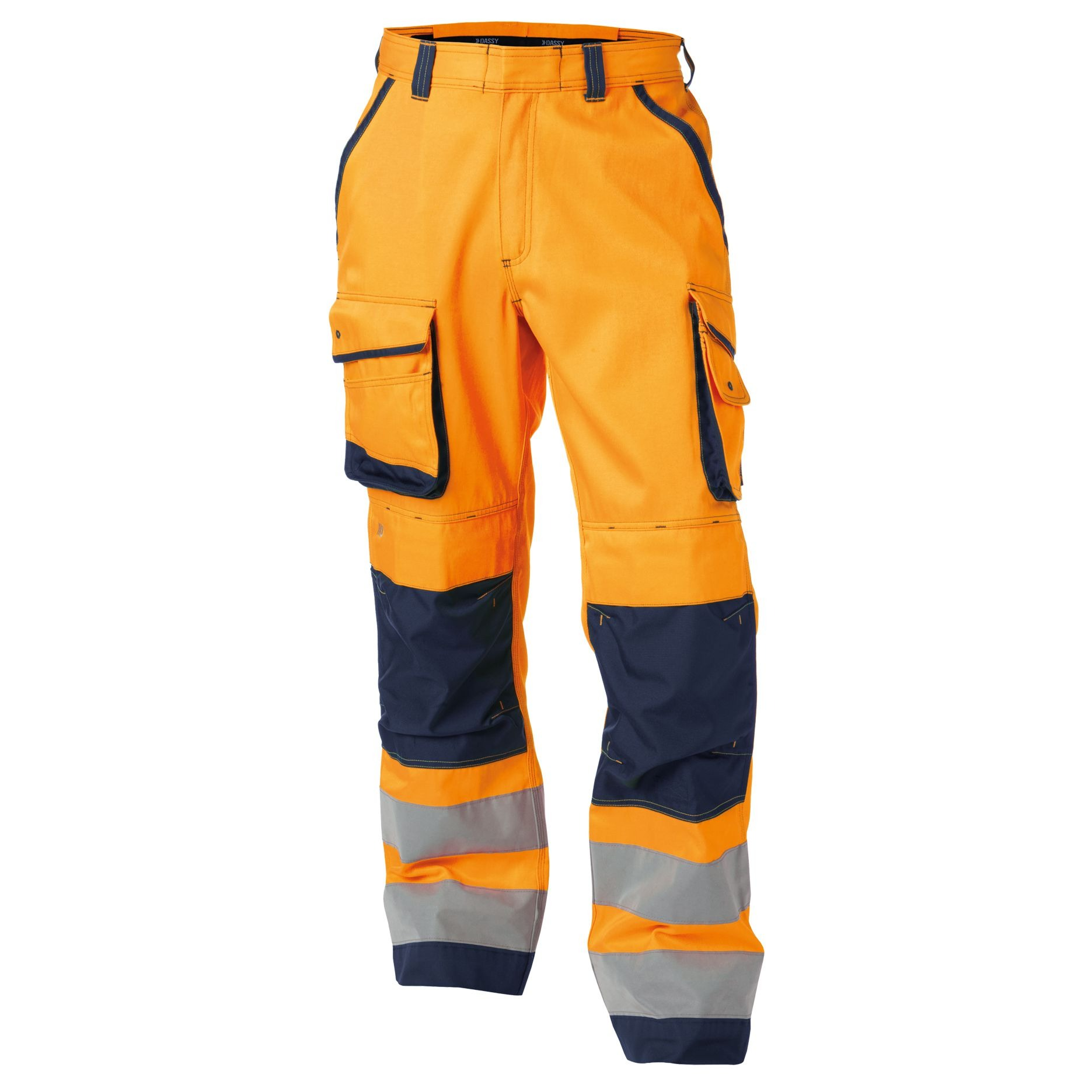 seidel_produkte_warnschutz_bundhose_dassy_chicago_orange_blau_front